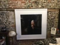 The Nelson Mandela print